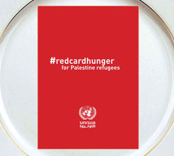 #redcardhunger