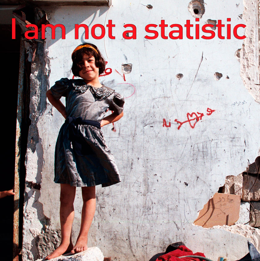 I Am Not a Statistic