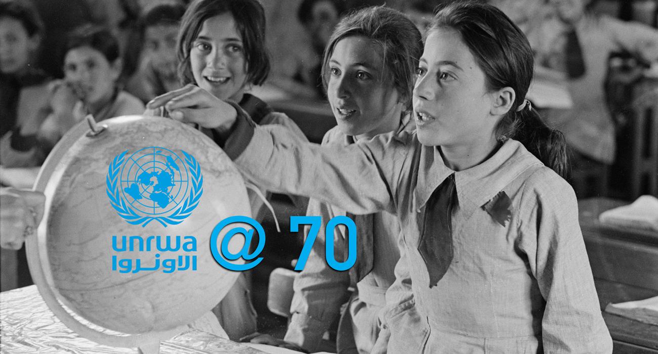 unrwa@70