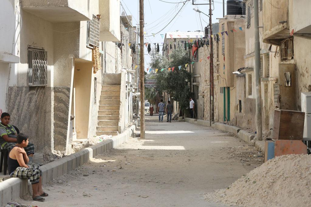 Zarqa camp. © 2015 UNRWA Photo by Sahem Rababa