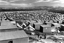 Archive photo of Baqa'a camp
