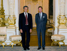 Commissioner-General and Grand Duke of Luxembourg. Credit: Cour grand-ducale