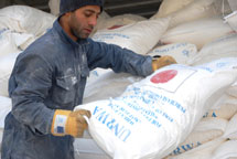 Japan donates US$6.88 million for food aid to Palestine refugees