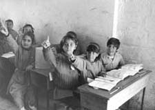 [SL/Rashidieh/12] Rashidieh  refugee camp, Lebanon, 1982. UNRWA photo by F. Audeh